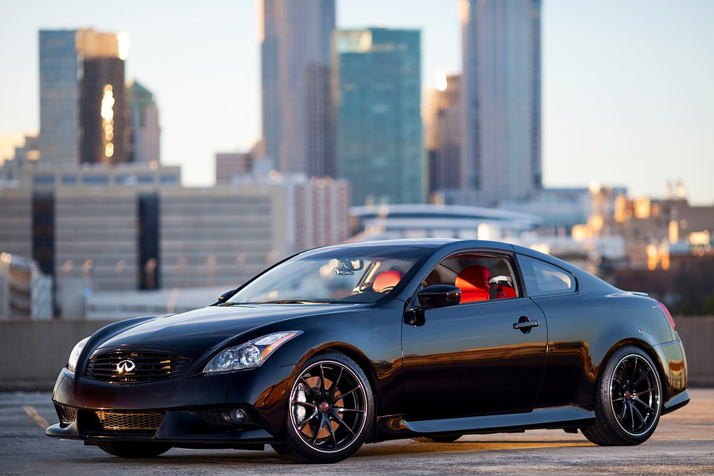 rays volk racing g25 infiniti g37 coupe ravspec. Black Bedroom Furniture Sets. Home Design Ideas
