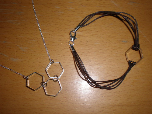 Hexagon Jewellery