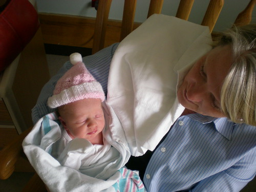 Harper and Nana, May 4, 2012