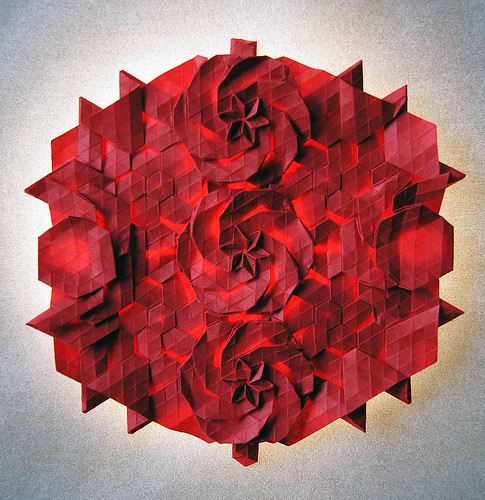 Origami Camellia(Melina Hermsen)