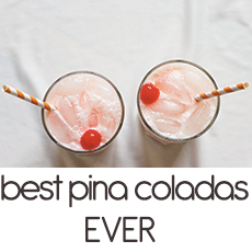 best pina colada recipe