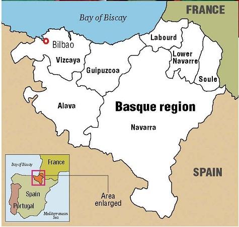 Mapas De Bilbau Espanha