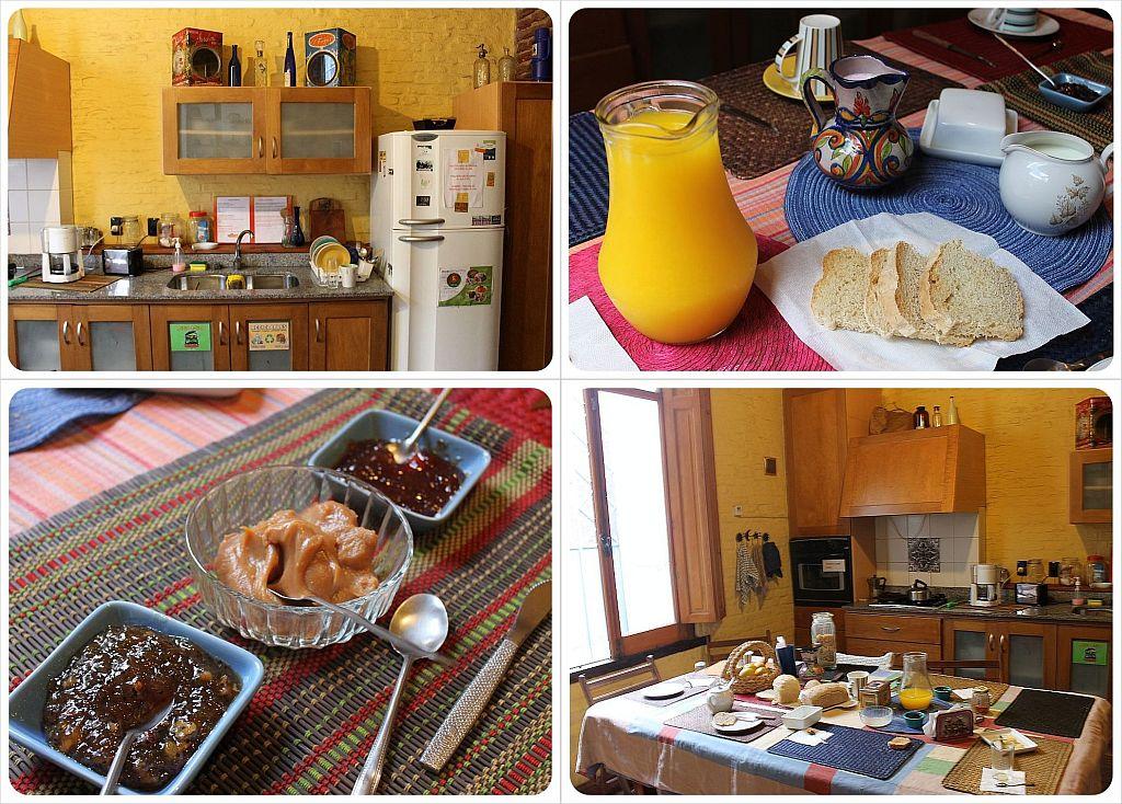 posada al sur montevideo b&b breakfast and kitchen