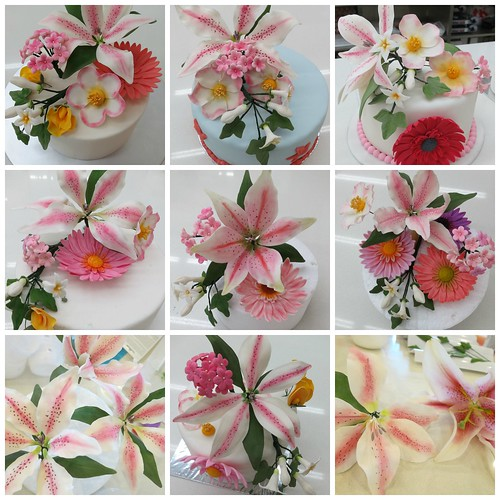 Wilton 4-Advanced Gumpaste Flowers