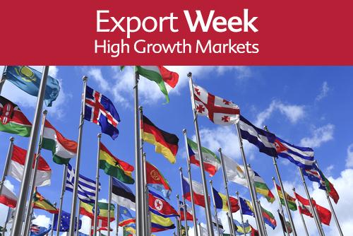 Export Week, 13-17 May