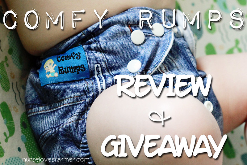 Comfy Rumps Cloth Diapers