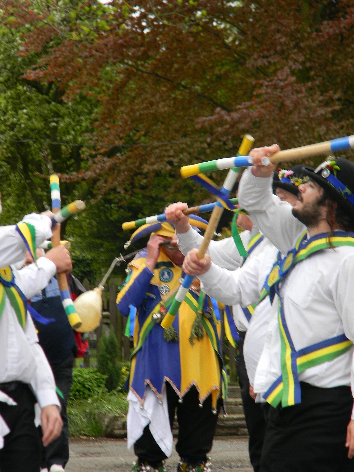 Letchworth Morris Baldock Circular Ashwell at Home