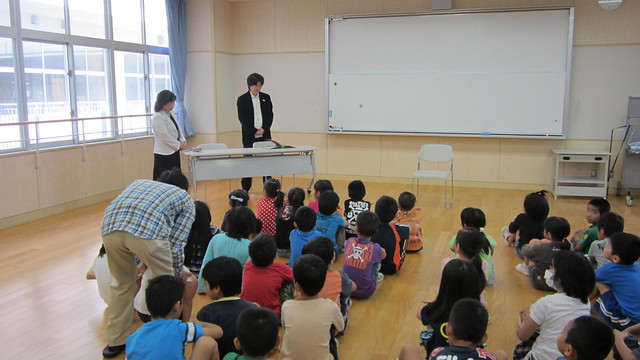 2013/04/16 A English Book Reading With Shin Koyamada