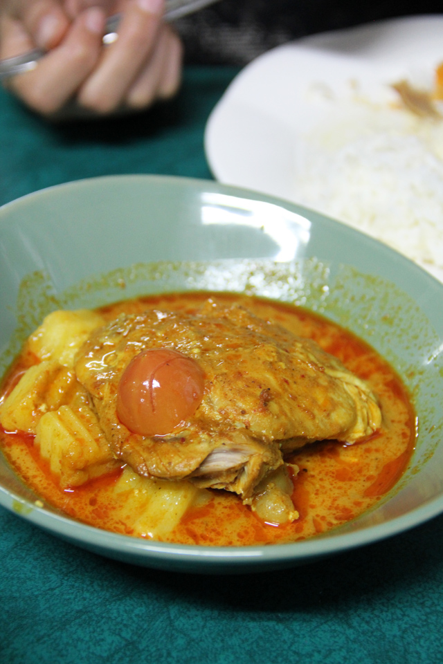 Gaeng Garee Gai (แกงกะหรี่ไก่)