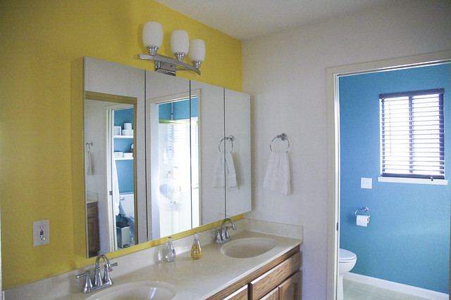 New Colors for the Master Bath