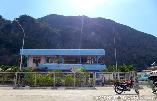 Philippine Ports Authority (PPA) Canteen in El Nido, Palawan