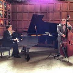 Fireside Jazz @ the Great Hall in May... Priceless