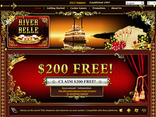 River Belle Casino Home