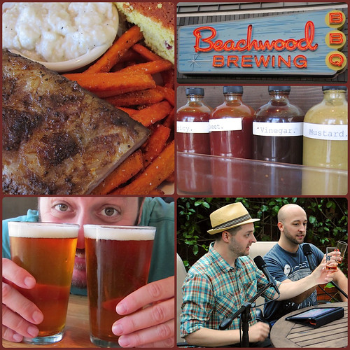 L.A. Foodie's Get Porked at Beachwood Brewing BBQ