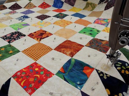 49 squares to go ...