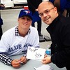 @bluejays RP Aaron Loup #SickKids #LoveThisTeam #Toronto #tweetingtuesdays