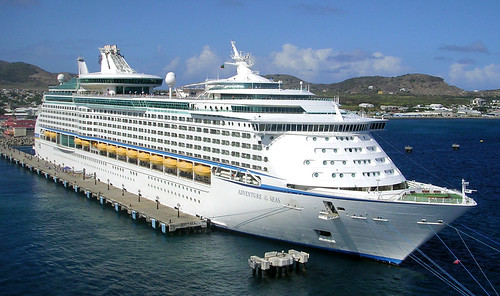 St. Kitts - Adventure of the Seas by roger4336
