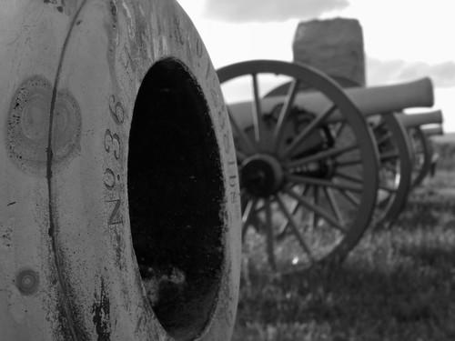 Wilkeson's Battery on Blocher Knoll