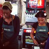 These Harlem Gals will be ready to take your order soon,May 16, @harlemshakenyc