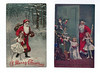 Victorian Christmas Post Cards