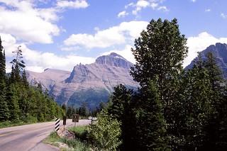 Montana   -   Glacier National Park   -   July 1984
