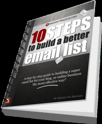Build a Better Email List Binder eBook