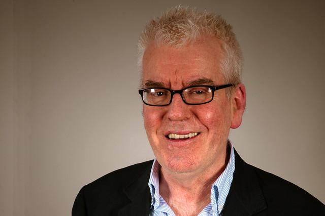 Composer Gerald Barry © Simon Jay Price