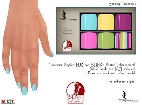 The Liaison Collaborative Springy Finger Nails
