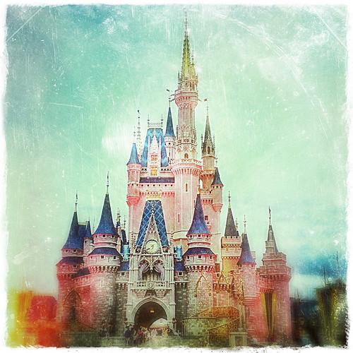Magic Kingdom in your dreams
