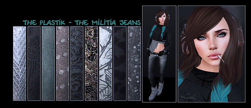 The Plastik - The Militia Jeans