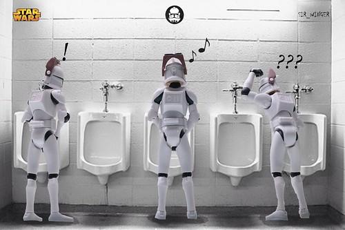 The clone's unfair