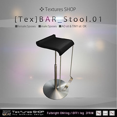 [Tex]BAR_Stool.01