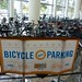 Bicycle parking at Google I/O