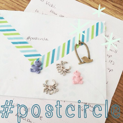 Yay! It's a #postcircle day!