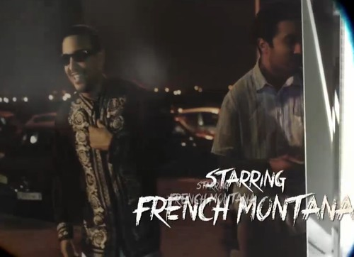 "New Video: French Montana ""State of Mind"""