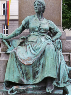 Image de Bismarck-Denkmal. düsseldorf