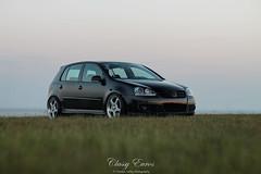 Classy Euros' Slammed Volkswagen