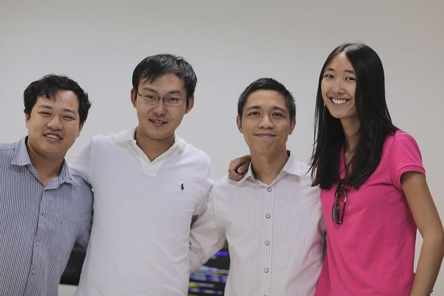 Jessica Mah at East Agile