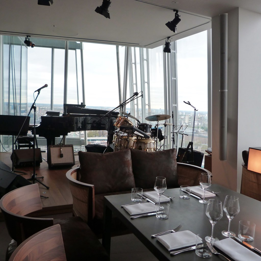 THE SHARD OBLIX  32ND FLOOR RESTAURANT (3)