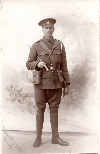 Private George Henry Slater