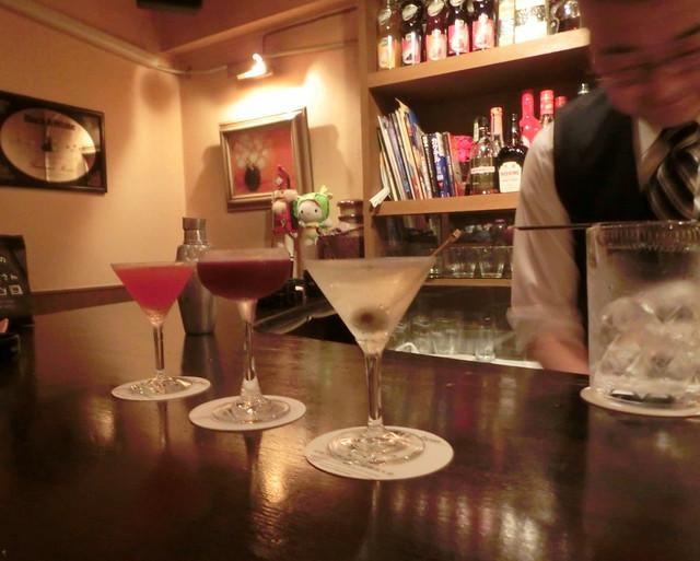 cool bar in Shibuya