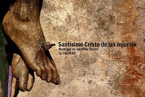 Santísimo Cristo de las Injurias