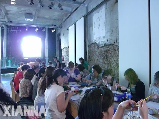 Las chicas del club del handmade madrid