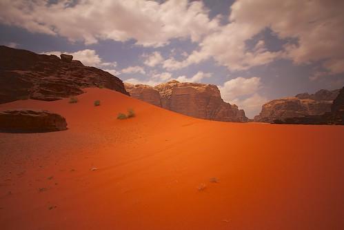 travel canon landscape day desert cloudy dunes wadirum jordan 1022mm ndfilter 10stop 60d