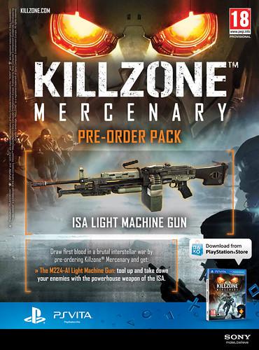 Killzone Merc SPS PreOrder 1 003