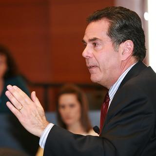 Dean Bruce Magid of Brandeis IBS