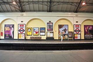 Fulham Broadway Station, London