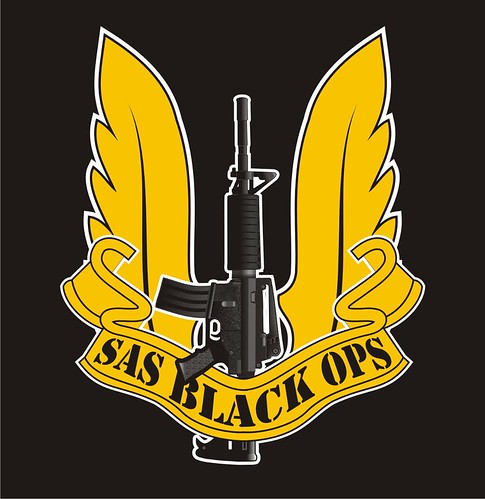 SAS Black Ops