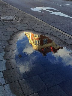 Viktlös reflektion