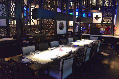 hakkasan dining room - Las Vegas Restaurants With Private Dining Rooms